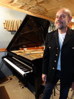 François Ladeux - Piano - Portrait