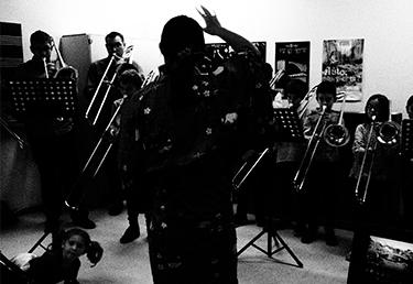 Miki Nagata - trombone