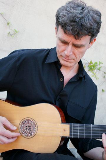 Patrick Vivien - Illustration - Guitare
