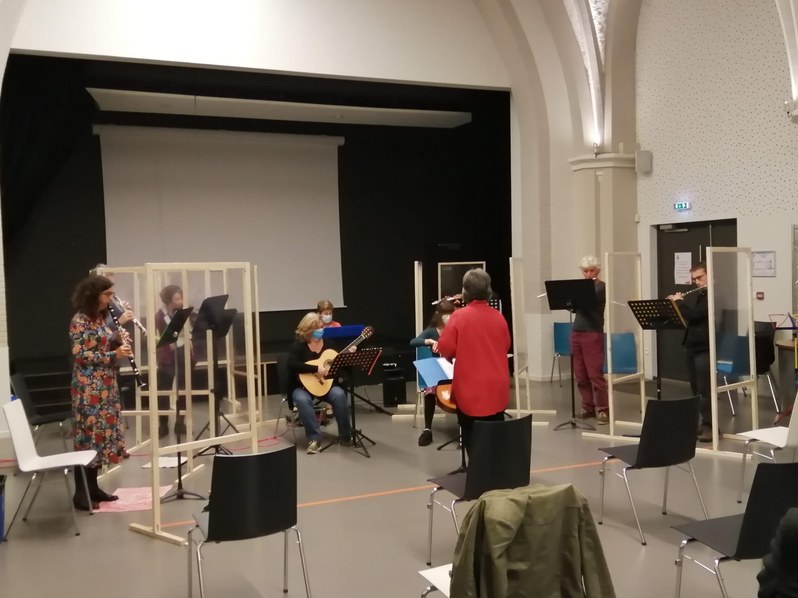 Accords Nomades - Ateliers Musicaux - Concert 1 octobre