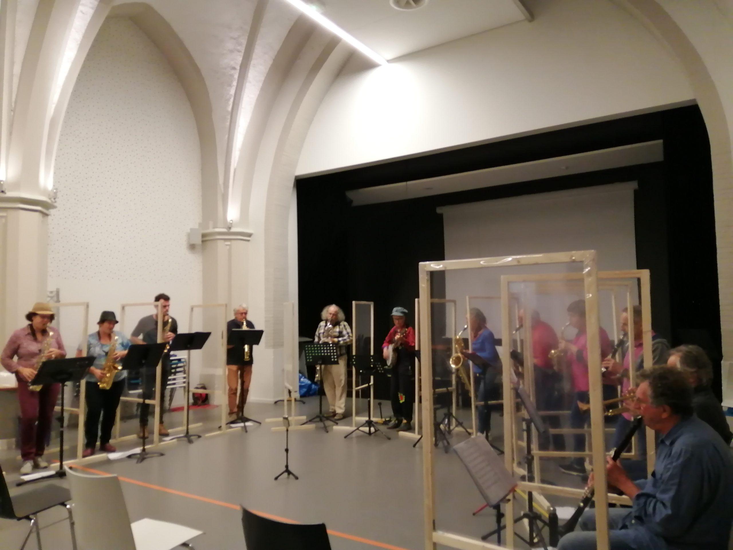 Acoustic Band & Macadanse - Ateliers Musicaux - Concert 1 octobre